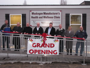 Health Clinic Grand Opening