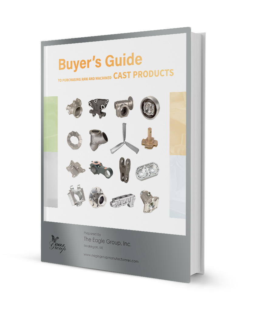 Buyer's Guide to Raw and Machined Cast Products