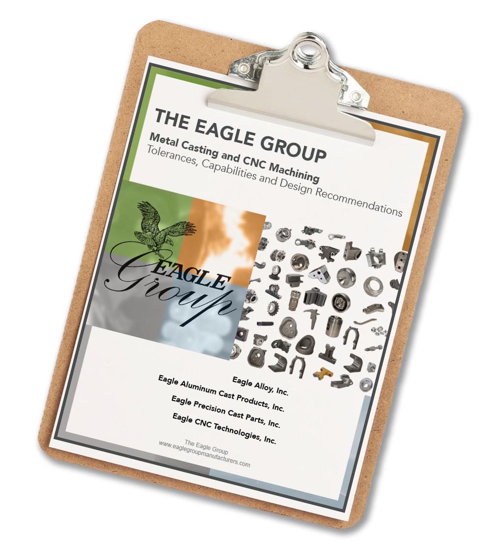The Eagle Group - Machining and Metal Casting Tolerances, Capabilities and Standards